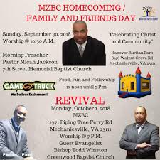 We Invite You To Be A Part Of This... - Mount Zion Baptist Church ...