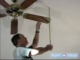 how to install a ceiling fan how to fix a ceiling fan wobble