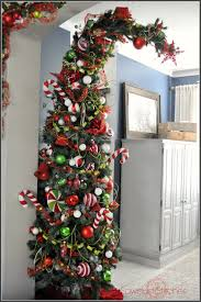 Grandin Road Artificial Christmas Trees by How To Make A Who Ville Tree Grinch Christmas Tree And Holidays