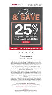 Add To Cart Now & Save 25%! Limited Time! - Sally Beauty ... Handhelditems Coupon Code Iphone 4 Crazy 8 Printable Sally Beauty Printable Coupons Promo Codes Sendgrid Ellen Shop Coupons Supply Coupon Code 30 Off 50 At Or Wow Promo April 2019 Mana Kai Hit E Cigs Racing The Planet Discount Discount Tire Promotions Labor Day Crocus Voucher Latest Codes October2019 Get Off Add To Cart Now Save 25 Limited Time American Airlines Beauty Supply Free Shipping New Era Uk