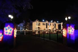 3 Palo Alto Christmas Tree Lane by Parks Zoos Museums U2014 Merced County Events