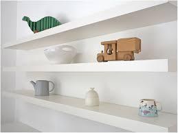 Strikingly Idea White Floating Wall Shelves Modest Design Ikea