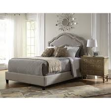 Wayfair Upholstered Queen Headboards by Queen Bed Frame No Boxspring Needed Houston Model Idolza