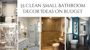 35 Clean Small Bathroom Decor Ideas On Budget - Rengusuk.com 15 Bathroom Decor Ideas For 2 Diy Crafts You Home Design Accsories Best 684 On Seaside Decorating Creative Decoration 69 Seainspired Dcor Digs 100 Ipirations 26 Adorable Shabby Chic Shelterness 25 And Designs 2019 10 Easy Bathroom Decor Ideas Sa Garden Diy Rustic Chic Style 39 Elegant Contemporary Successelixir Tips The 36th Avenue Beautiful Archauteonluscom