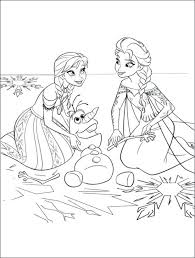 Full Image For Free Printable Coloring Pages Of Elsa From Frozen