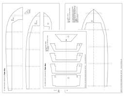 rc boat plans download them here