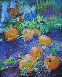 Pumpkin Patch Santa Rosa by Dan Scannell Artwork For Sale Santa Rosa Ca United States