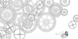 Time Garden Spread 1 Gears