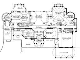 Chateau Floor Plans Chateau De La Ravinere House Plan