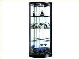 Commercial Jewelry Storage Floor Display Cases Built In Wall Case Tall Glass