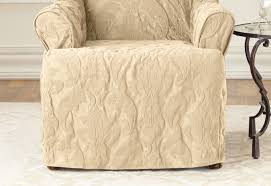Matelasse Damask One Piece Wing Chair Slipcover | SureFit Slipcover For Dayton Chair Arm Host Chairs Ethan Allen Fniture Slipcovers Swivel Covers Tub Ding Room Slip Home Decor Shop Sure Fit Stretch Stripe Wing On Sale Free Ideas Tie Back And Corseted A Fun Way To Dress Up Plain Double Diamond All Modern Rocking Classic Two Piece Twill Astoria Grand Polyester Parson Reviews Wayfair Elegant Wingback Pastrtips Design Amazoncom Surefit Duck Solid Natural