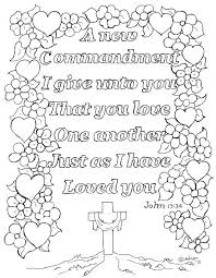 Bible Verse Coloring Pages Gospel Light Download Image