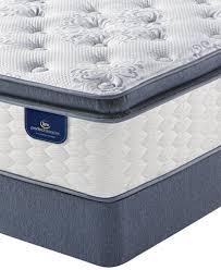 Serta Perfect Sleeper Air Mattress With Headboard by Serta Perfect Sleeper Graceful Haven 13 75