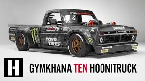 Ken Block's Gymkhana TEN 1977 F-150 Hoonitruck, Presented By Toyo ...