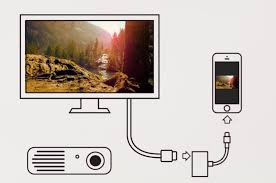 How to Connect iPhone or iPad to Your TV HDMI Cable or AirPlay