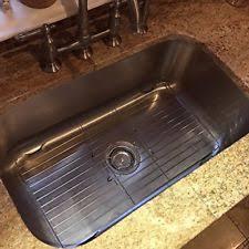 stainless steel sink protector ebay
