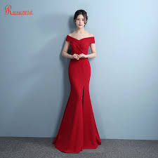 online get cheap red prom gown aliexpress com alibaba group