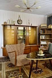 tipps für den retro look im wohnzimmer 50er jahre möbel
