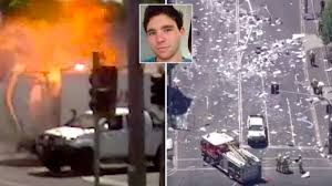 100 Truck Explosion Melbourne Man Killed By Exploding Gas Canisters Moving House