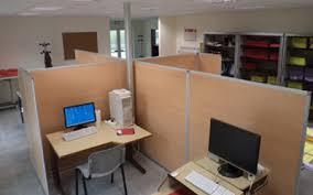 cloisonnette bureau cloisonnette gamme elégance aménagez vos espaces de travail
