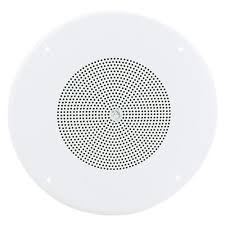 adi atlas soundolier sd72w 8 speaker baffle xfmr white