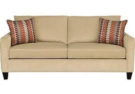 rooms to go sofia vergara uptown tan sofa online interior design