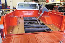 Bed Wood Options For Chevy C10 And GMC Trucks - Hot Rod Network