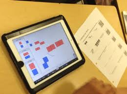 Virtual Algebra Tiles For Ipad by Ontario Math Links April 2015