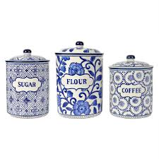Ceramic Kitchen Canister Sets Unique Kitchen Canisters Sets Ideas On Foter