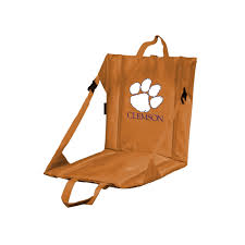 Clemson Tigers Folding Stadium Seat | Products Ncaa Chairs Academy Byog Tm Outlander Chair Dabo Swinney Signature Collection Clemson Tigers Sports Black Coleman Quad Folding Orangepurple Fusion Tailgating Fisher Custom Advantage Zero Gravity Lounger Walmartcom Ncaa Logo Logo Chair College Deluxe Licensed Rawlings Deluxe 3piece Tailgate Table Kit Drive Medical Tripod Portable Travel Cane Seat