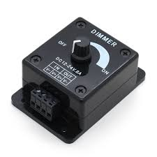 aliexpress buy black led dimmer switch dc 12v 24v 8a