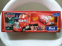 100 Disney Cars Mack Truck Hauler Caminho Palyset R 34950 Em