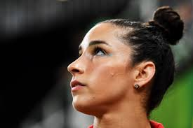 Aly Raisman Floor Routine Olympics 2016 by Aly Raisman In The All Around Is Among The Highest Stake