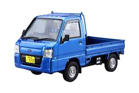 100 Subaru Truck Amazoncom Qingdao Culture Materials 124 Thecars TT1