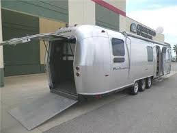 2009 Airstream Pan America Toy Hauler For Sale By Owner