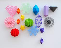 Cut Fold Paper Stars