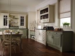Fifties Style Kitchen Hardwood Floors In 1950s Lighting Vintage Painted Cabinets Vinyl Flooring Styles Guide Retro