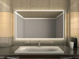 badezimmer lichtspiegel beleuchtet fjell