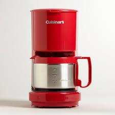 Red Cuisinart Coffee Maker Cup Good Best On Ice Cream Frozen Yoghurt