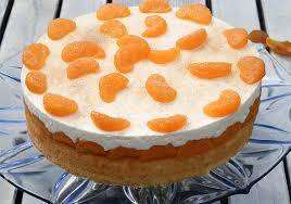 mandarinen schmand torte rezeptebuch