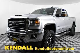 New 2019 GMC Sierra 2500HD SLT 4WD Truck Crew Cab For Sale #D490138 ...