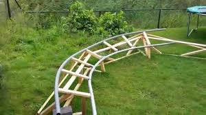 Backyard PVC Rollercoaster - Update 4 - YouTube Worlds Smallest Roller Coaster Located In Queens New York City Outnback Negative G Backyard Roller Coaster Album On Imgur Homemade Pvc Rollcoaster Daytime Pov1 Youtube Home Byrc Rdiy Timbliner Back Yard Overview Indiana Oddities Amazing Diy Rollcoaster Video 2016 Daily Heart Beat This Awesome Grandpa Makes An Epic For His Designing A Safe With Paul Gregg Coaster101 Building The