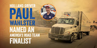 Holland Professional Driver Paul Wahlster Named As A Finalist For ... Tour Guide Jobs In Alaska And The Yukon Trucking Supplies Holland Provides Dock To Driver Traing For Student Truck Drivers Grand Haven Tribune Local School Districts Seek Bus Drivers Volvo Fh4 Globetrotter Lzv From Van Tiel Schiedam Flickr New Details Rendering Released Two Tower Project Near Locally Based Trucking Company Is Now One Of Largest Worker Run Over Killed At Usf Lot Romulus 2015 Agriculture T9600 On Tracks Sale Waterloo Company Best Image Kusaboshicom Daf Xf116 Jan Swijnenburg Transport Movement