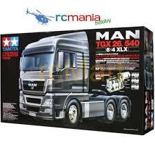 100 26 Truck Jual SUPER SALE Tamiya 1 14 Tractor S MAN TGX 540 6x4 XLX EP