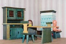 küche esszimmer wohnzimmer für puppenstube puppenhaus möbel