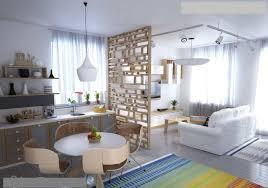küche esszimmer wohnzimmer in einem raum einrichtungsideen