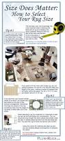 Standard Size Rug For Dining Room Table by Best 25 Rug Size Guide Ideas On Pinterest Rug Size Rug