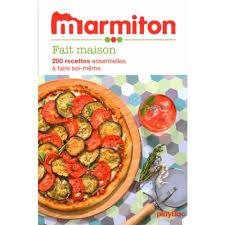 livre cuisine marmiton fait maison 200 recettes essentielles à faire soi même livre