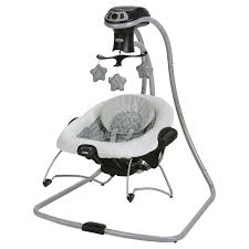 Graco 51456653 DuetConnect LX With Multi-Direction Baby Swing - Asher