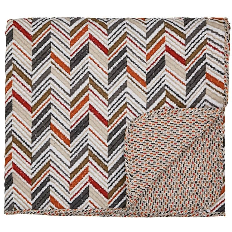 Helena Springfield Abu Quilted Throw